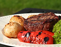 Steak Royalty Free Stock Images