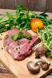 Steak Stockfotos