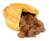 Steak And Ale Pie Royalty Free Stock Photos
