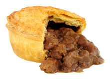 Steak And Ale Pie Royalty Free Stock Images