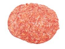 Steak burger Royalty Free Stock Photography