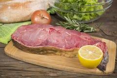 Steak catfish Stock Images