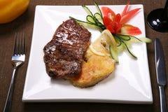 Steak cod Stock Photo
