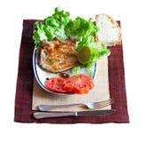 Steak dinner Royalty Free Stock Images
