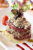 steak för prime för filetmignon arkivfoto