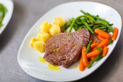 Steak Filet Royalty Free Stock Photography
