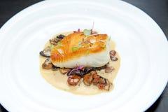 Steak fish Royalty Free Stock Photo