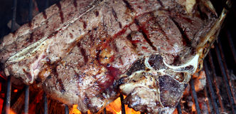 Steak grill Royalty Free Stock Photography