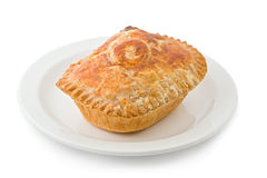 Steak and Kidney Pie Royalty Free Stock Images