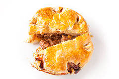 Steak and Kidney Pie Royalty Free Stock Image
