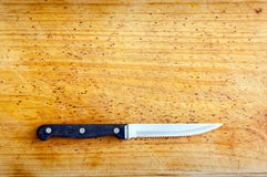 Steak Knife Stock Image