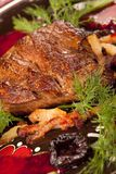 Steak meat grilled royalty free stock photo