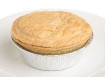 Steak Pie Stock Photography