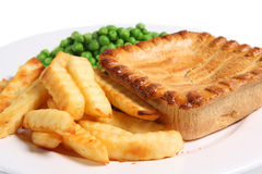 Steak Pie Royalty Free Stock Photo