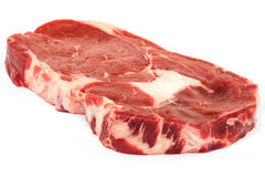 Steak Raw Royalty Free Stock Images
