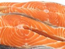 Steak red fish Stock Photo