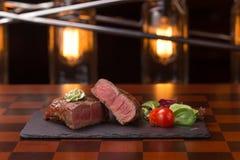 Steak rib-eye Royalty Free Stock Photos