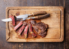 Steak Ribeye Stock Image