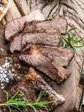 Steak Ribeye. Royalty Free Stock Image