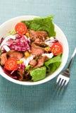 Steak Salad Stock Photos