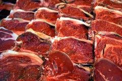 Steak scottona Stock Photography
