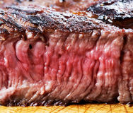 Steak section Stock Images