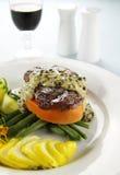 Steak And Sweet Potato Stock Photos