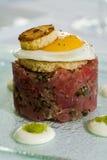 Steak tar-tare Stock Images