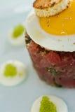 Steak tar-tare Stock Photography