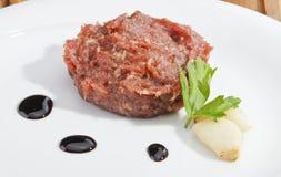 Steak tartar Royalty Free Stock Photos