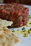 Steak Tartare Royalty Free Stock Photography