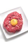 Steak tartare Stock Images