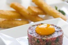 Steak Tartare Stock Photos