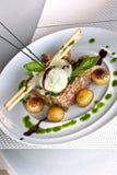 Steak tartare Royalty Free Stock Photo