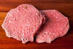 steak två Arkivbild