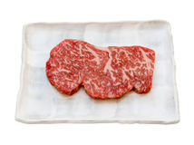 Steaks Royalty Free Stock Images