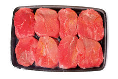Steaks Royalty Free Stock Photography