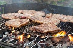 Steaks Lizenzfreie Stockfotografie