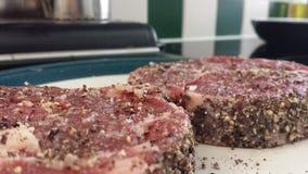steaks Foto de Stock