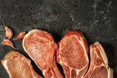 steaks Stock Afbeeldingen
