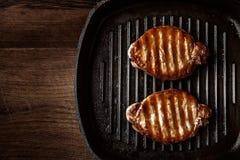 Steaks  Royalty Free Stock Photos