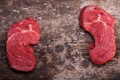 Steaks Royalty Free Stock Photo