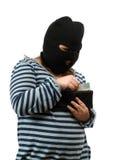 stealing χρημάτων έννοιας παιδιών Στοκ φωτογραφίες με δικαίωμα ελεύθερης χρήσης