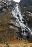Steall faller Glen Nevis Royaltyfria Bilder