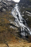 Steall tombe Glen Nevis images libres de droits