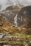 Steall Waterfall - Scotland Stock Photo
