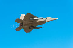 Stealth fighter Stock Image