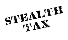 Stealth Tax rubber stamp Royalty Free Stock Image