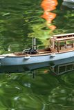 Steam boat Stock Images