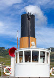 Steam boat Royalty Free Stock Image